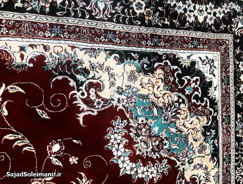 فرش ایرانی، افتخار و میراثی که در خانه هایمان داریم. فرش، راهکاری برای توسعه ایران ماست