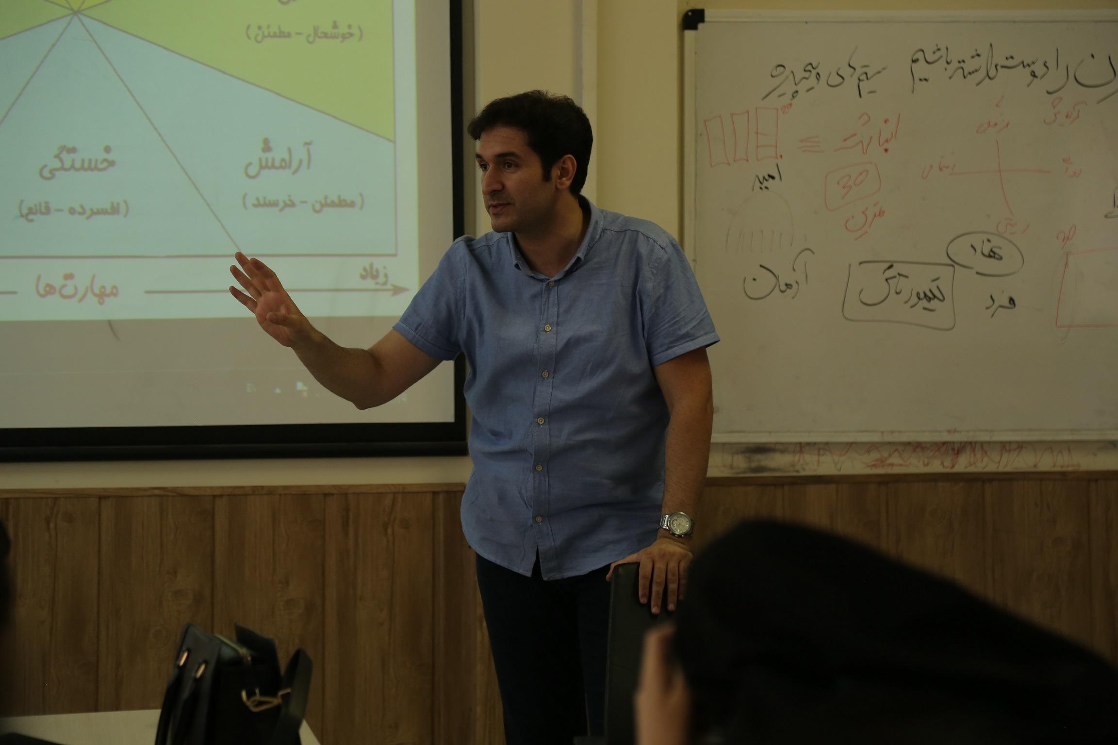 مربی مدرس استاد مدیریت زمان - سجاد سلیمانی